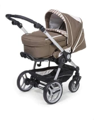 Teutonia BeYou! incl. Vario-Plus carrycot – exclusive design 2015 - 大圖像