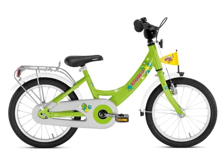 Puky Play Bicycle ZL 16 ALU -  * The Puky Bicycle ZL 16 consists of an aluminum frame and is suitable for your sweetheart from the age of 3 years