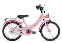 PUKY Children's bicycle ZL 16 ALU -  The Puky Bicycle ZL 16 consists of an aluminum frame and is suitable for your sweetheart from the age of 3 years