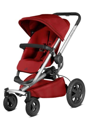 Quinny Buzz Xtra 4 stroller - With the Quinny Buzz Xtra 4 you and your favorite can discover any terrain>/ul>