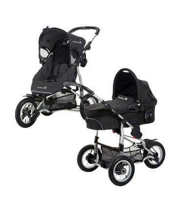 Safety 1st Kombi-Kinderwagen Ideal Sportive Black 2016 - Großbild