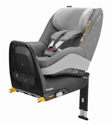 Maxi-Cosi 2 Way Pearl con 2 Way Fix Nomad Grey 2018 - Imagen grande