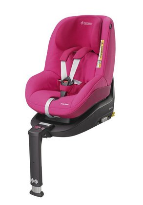 Maxi-Cosi 2 Way Pearl inkl. 2 Way Fix Berry Pink 2015 - Großbild