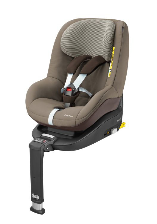 maxi cosi 2 way pearl con 2 way fix 2017 earth brown comprar en kidsroom sillas de coche. Black Bedroom Furniture Sets. Home Design Ideas