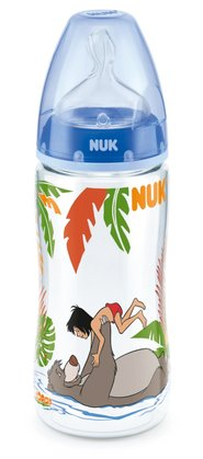 NUK Disney Jungle Book First Choice+ PP bottle, 300 ml blau 2014 - large image