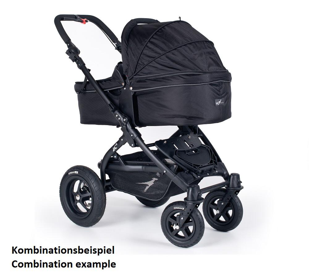 Zwillingskinderwagen tfk  TFK Sportwagen X4 2015 Cranberry online kaufen bei kidsroom ...