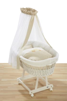 Alvi Bassinet set - Sleeping Duck 2015 - 大圖像