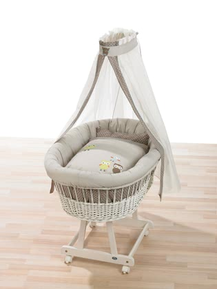 Alvi Bassinet set - Birds 2015 - 大圖像