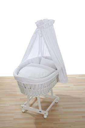 Alvi Bassinet set - Teddy 2016 - large image