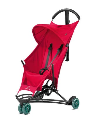 Quinny Buggy Yezz - The buggy Yezz from Quinny is with its only 5 kg weight a real light weight and yet was not saved in comfort and safety.