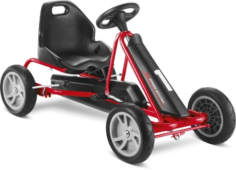 PUky Go Kart F20 - * The Puky Go-Cart F20 is suitable for your sweetheart from the 3rd age of life and is equipped with a forward and reverse gear