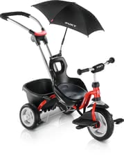 Puky Tricycle CAT S2 Ceety - The Puky tricycle CAT S2 Ceety convinces with comfort and long duration of use