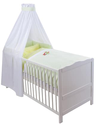 Zöllner 3-piece cot set Little Dots 2016 - 大圖像