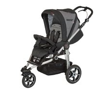 Hartan Stroller Skater GT - The Hartan Skater GT is a stylish 3-wheel stroller and convinces with comfort