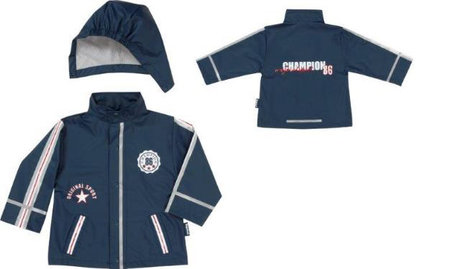 Playshoes raincoat, champion 2014 - large image
