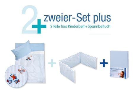 Zöllner Bettset – Zweier Set Plus, Speedy 2014 - Großbild