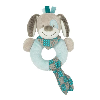 Nattou clutching toy Cyril -  The Nattou Grasp Toy Cyril is suitable for your favorite from birth and trains the motor skills of your sweetheart