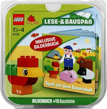 LEGO Duplo Fun on the Farm 2014 - Imagen grande