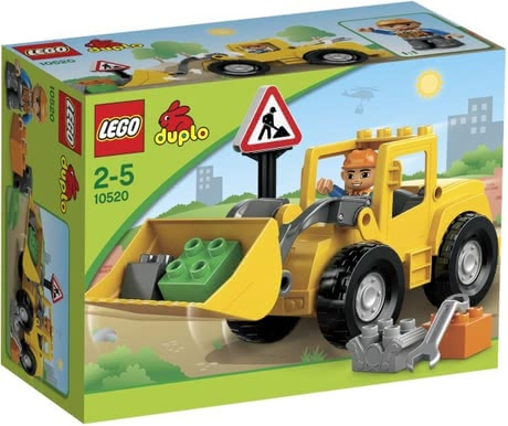 LEGO Duplo Big Front Loader 2014 - large image