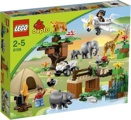 LEGO Duplo Safari Adventure 2015 - 大圖像