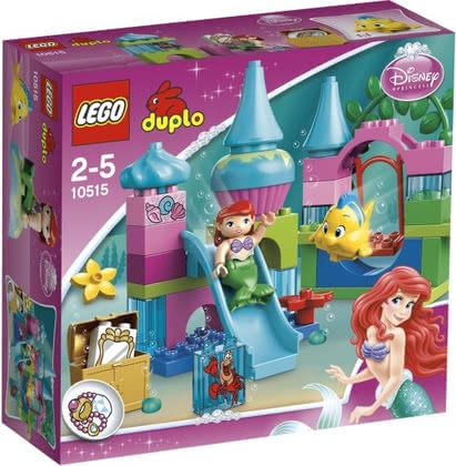 LEGO Duplo Ariel's magical underwater castle 2014 - large image