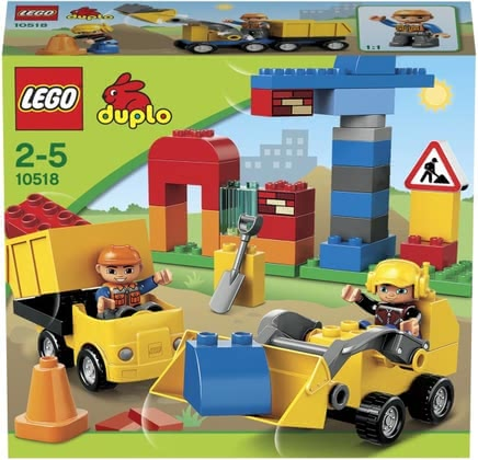 LEGO Duplo My First construction site 2015 - 大圖像