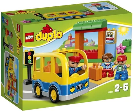 LEGO Duplo School Bus 2016 - large image