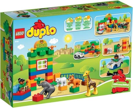 LEGO Duplo My First Zoo 2016 - Image de grande taille