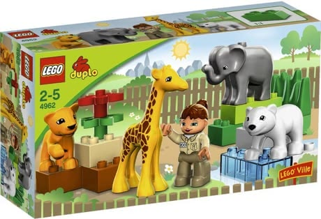 LEGO Duplo Animal Babies 2016 - large image