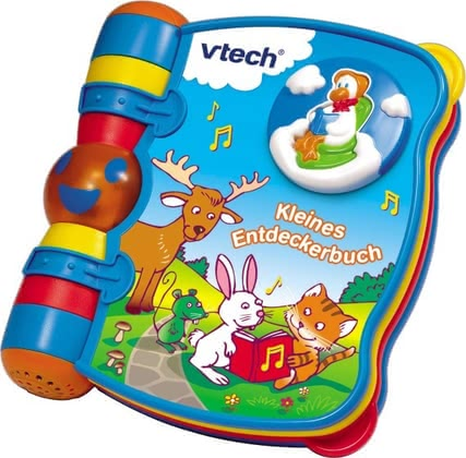 VTech Small explorers book - large image