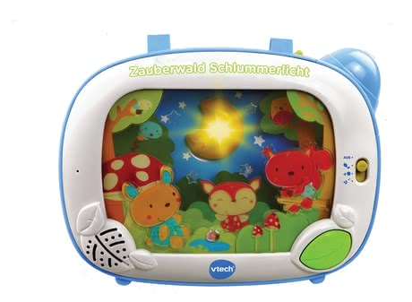 VTech Magic Forest Snooze Light 2015 - large image