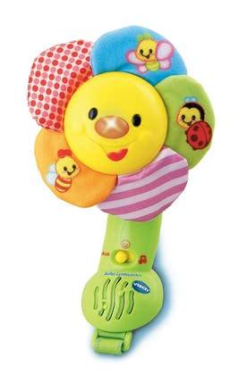 VTech Turn & Sing Flower - With the sweet flowers of learning by VTech is guaranteed for lots of games and learning fun.