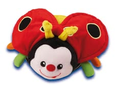 VTech Cuddly bug - The VTech soft beetle offers a maximum of - discovery fun and.