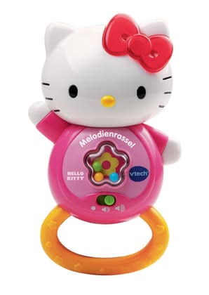 VTech Hello Kitty Melodienrassel音乐摇铃 2016 - 大图像