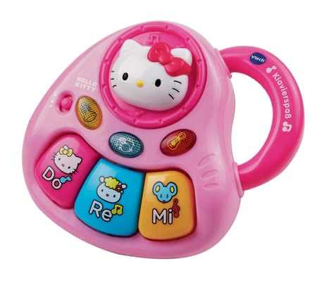 VTech Hello Kitty baby piano 2014 - large image