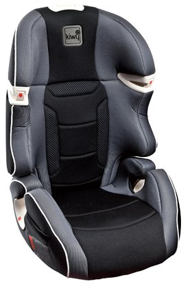 Kiwy Child car seat SLF23 Q-Fix - The Ayo seat SLF23 Q-FIX guarantees maximum safety and comfort - a safe companion for many years until the end of the child seat time your favorite from ...