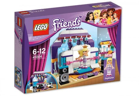LEGO Friends Stephanie´s grand entrance 2014 - Image de grande taille