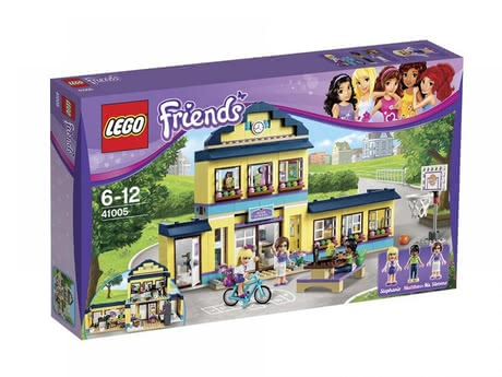 LEGO Friends Heartlake school 2014 - 大圖像