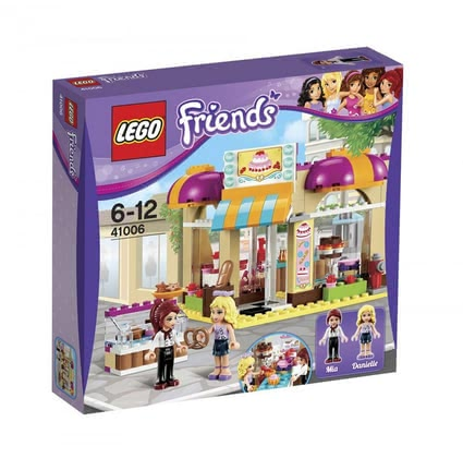 LEGO Friends Heartlake Bakery 2014 - large image