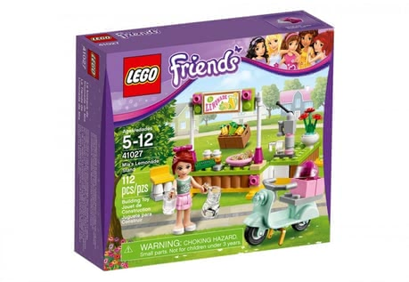 LEGO Friends Mia´s lemonade stand 2014 - 大圖像