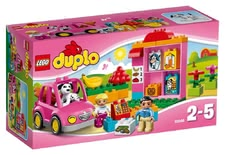 LEGO Duplo My first shop - The LEGO Duplo My first shop provides lots of building and playing fun for your little one.