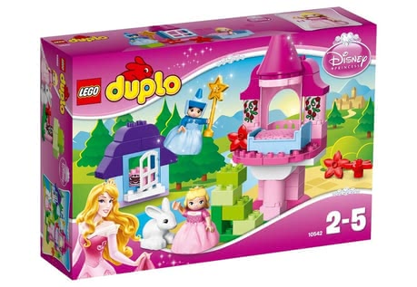 LEGO Duplo Disney Sleeping Beauty's Tower 2015 - 大圖像