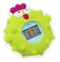 Knorrtoys bath thermometer - To make bathing fun for your pet as comfortable as possible, the water should have the optimum temperature.