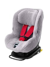 Maxi-Cosi Summer cover for child car seat Milofix - The Maxi-COSI summer cover for car seat Milofix is a must in hot temperatures. It is made of 100% cotton, faster absorb the sweat and dries quickly.