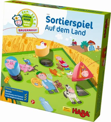 Haba Sorting game In the country 2015 - Image de grande taille