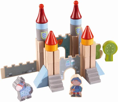 Haba Play blocks Little Knight's Castle 2016 - large image