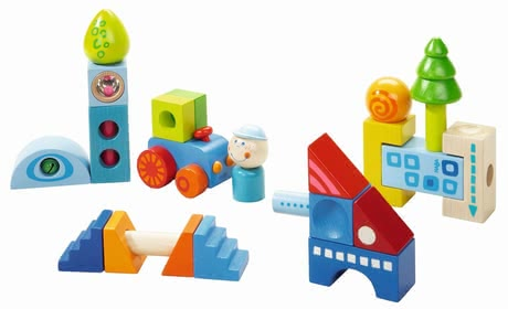 Haba building blocks Habaland 2015 - large image