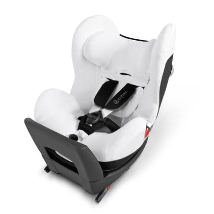 Cybex Summer cover for child car seat Sirona - The Cybex summer cover is suitable for the child seat Sirona and lets your treasure not so fast in a sweat come.