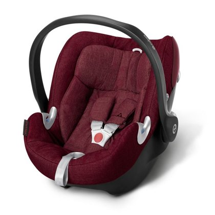 Cybex Babyschale Aton Q Plus - Cybex Babyschale Aton Q Plus – Sicherheit begegnet Design.
