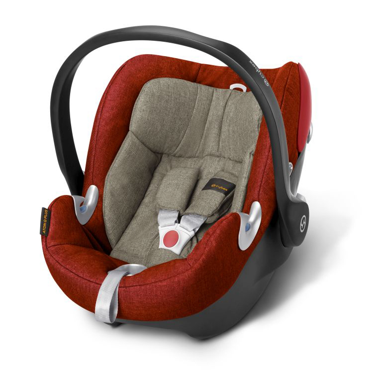 cybex platinum infant carrier aton q plus 2015 autumn gold burnt red acheter sur kidsroom. Black Bedroom Furniture Sets. Home Design Ideas